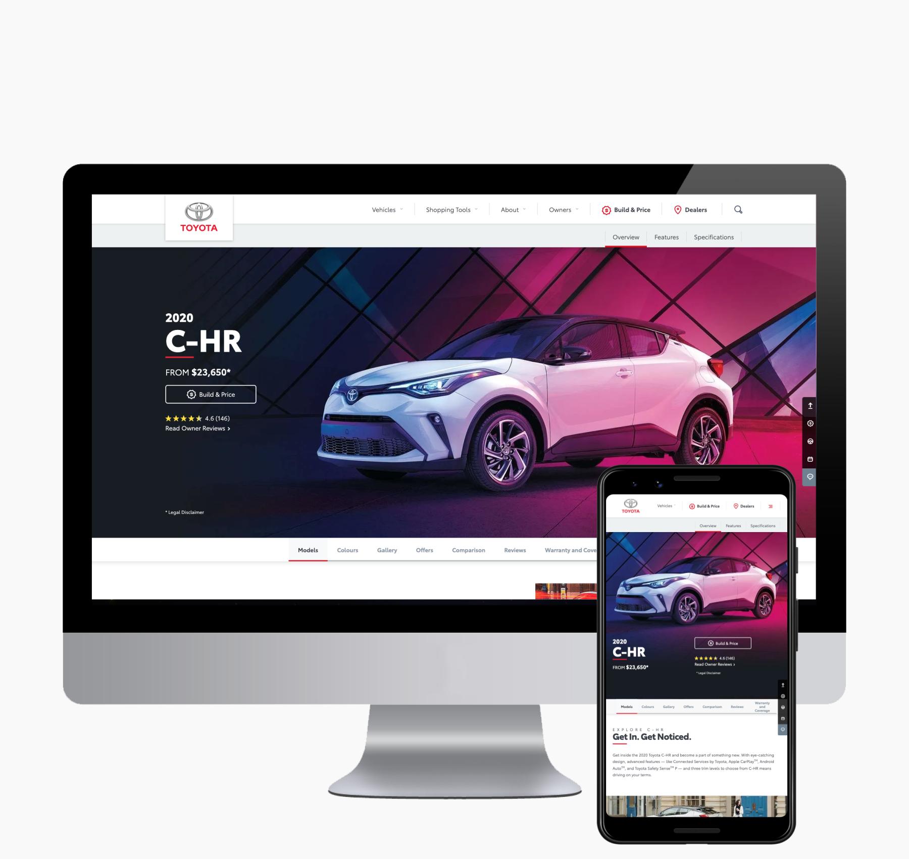 Saatchi & Saatchi (Toyota/Lexus)